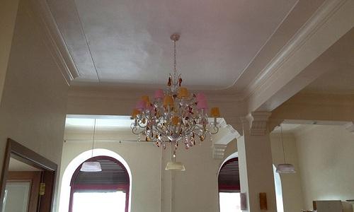 светильник потолочный накладной