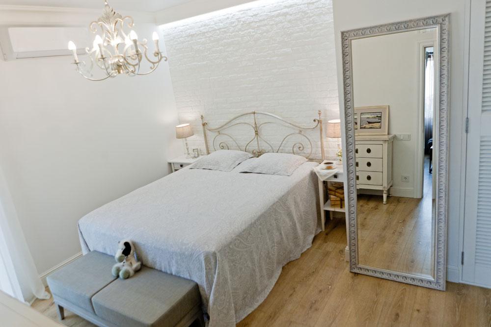 Дизайн проект квартиры в скандинавском стиле